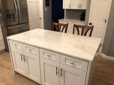 Square Footage Of Your Countertop